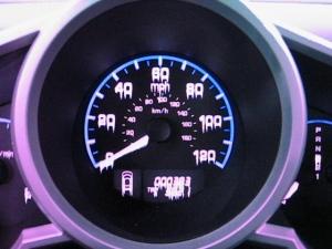 Camera Morte speedometer